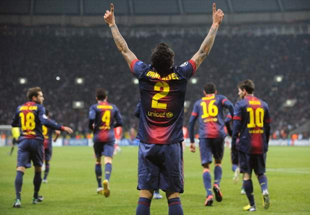 Spartak Moscow 0-3 Barcelona: Brilliant Blaugrana book place in knockout round