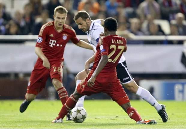 Valencia 1-1 Bayern Munich: Muller's late leveller sees Bavarians through
