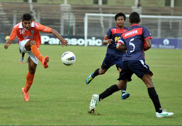 Sporting Clube de Goa 0-1 Pailan Arrows: The Arrows snap four match winless streak against the Flaming Oranje