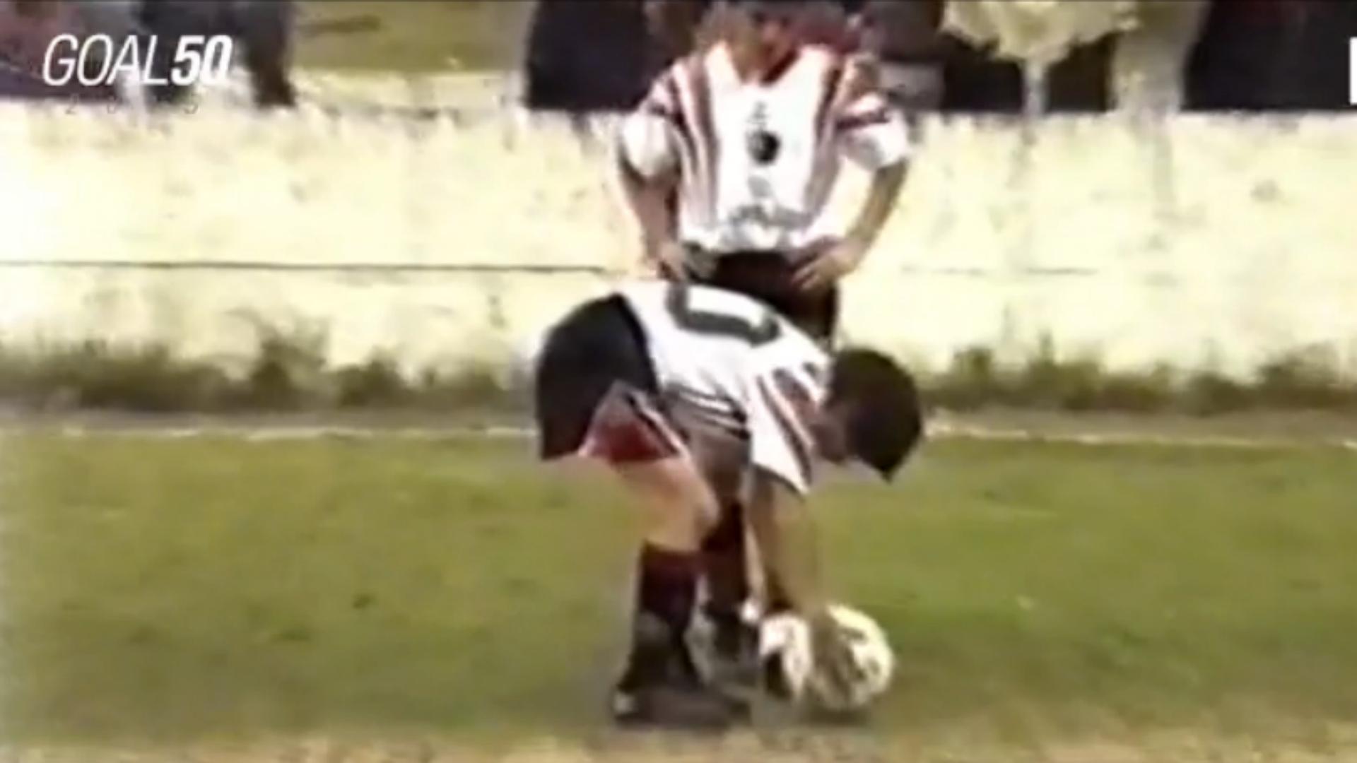 Messis Great Nemesis Rosario Central Goalcom