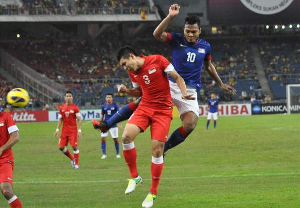 Malaysia 0-3 Singapore: Lions humble Tigers in their own back yard