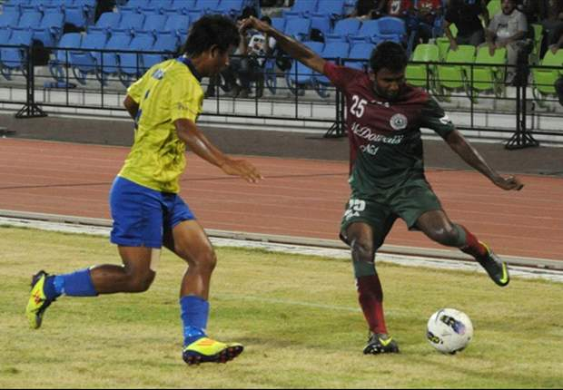 Mumbai FC 1-1 Mohun Bagan: Bencherifa's side lucky to escape with a point