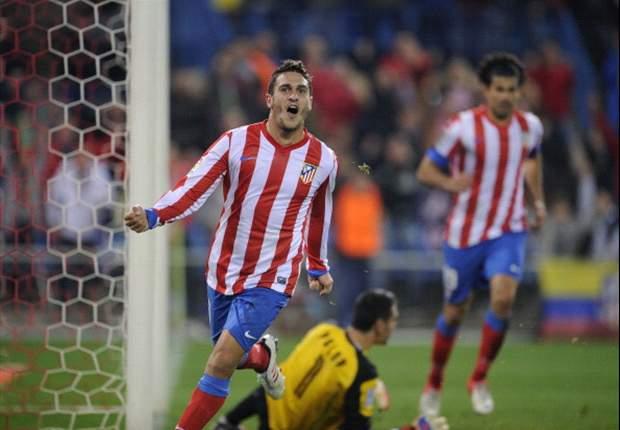 El Atleti sí le aguanta el ritmo al Barça