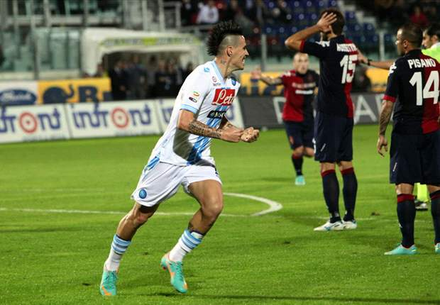 Serie A Round 14 Results: Napoli nick victory at Cagliari as Zeman makes winning return at Pescara