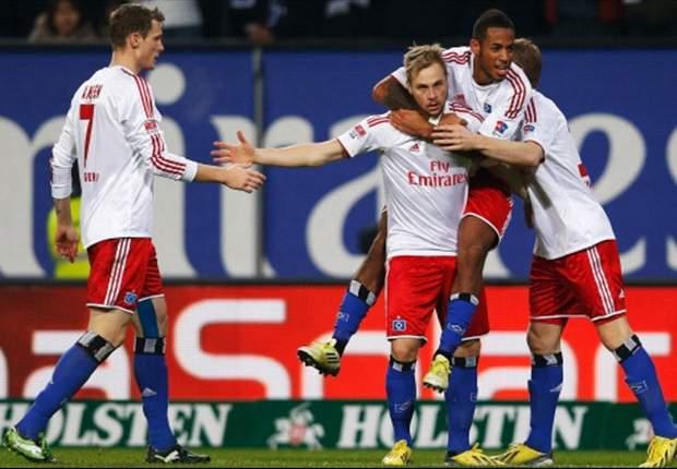 Bundesliga Round 14 Results: Schalke crash to shock defeat against Hamburg as Leverkusen go second