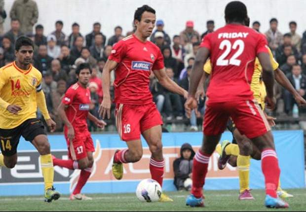 Shillong Lajong 0-0 East Bengal - The Red and Gold held by their resilient hosts