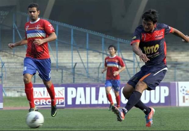 Pailan Arrows 4-1 ONGC FC: Papas' boys trounce 10-man ONGC with ease