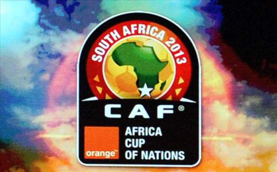 2013 Africa Cup of Nations Logo - South Africa
