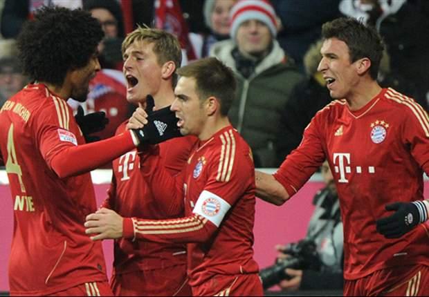 Bayern Munich 1-1 Borussia Dortmund: Gotze earns champions deserved draw