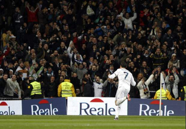 Real Madrid 2-0 Atletico Madrid: Ronaldo the difference in dire derby