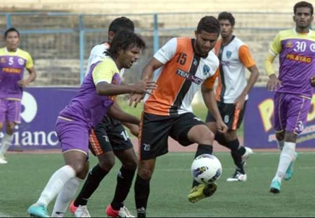 Prayag United SC 2-3 Mumbai FC: A goalkeeping howler costs Eelco three points at home