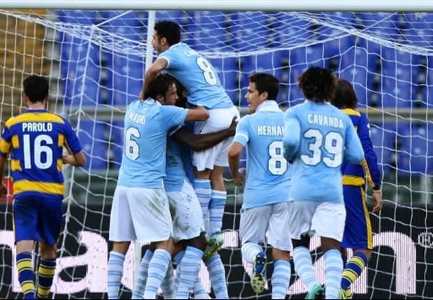 Roundup Serie A: Klose trifft für siegreiche Laziali, Napoli mit Kantersieg