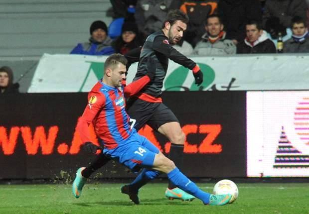 Viktoria Plzen 1-0 Atletico Madrid: Prochazka winner steals top spot for hosts