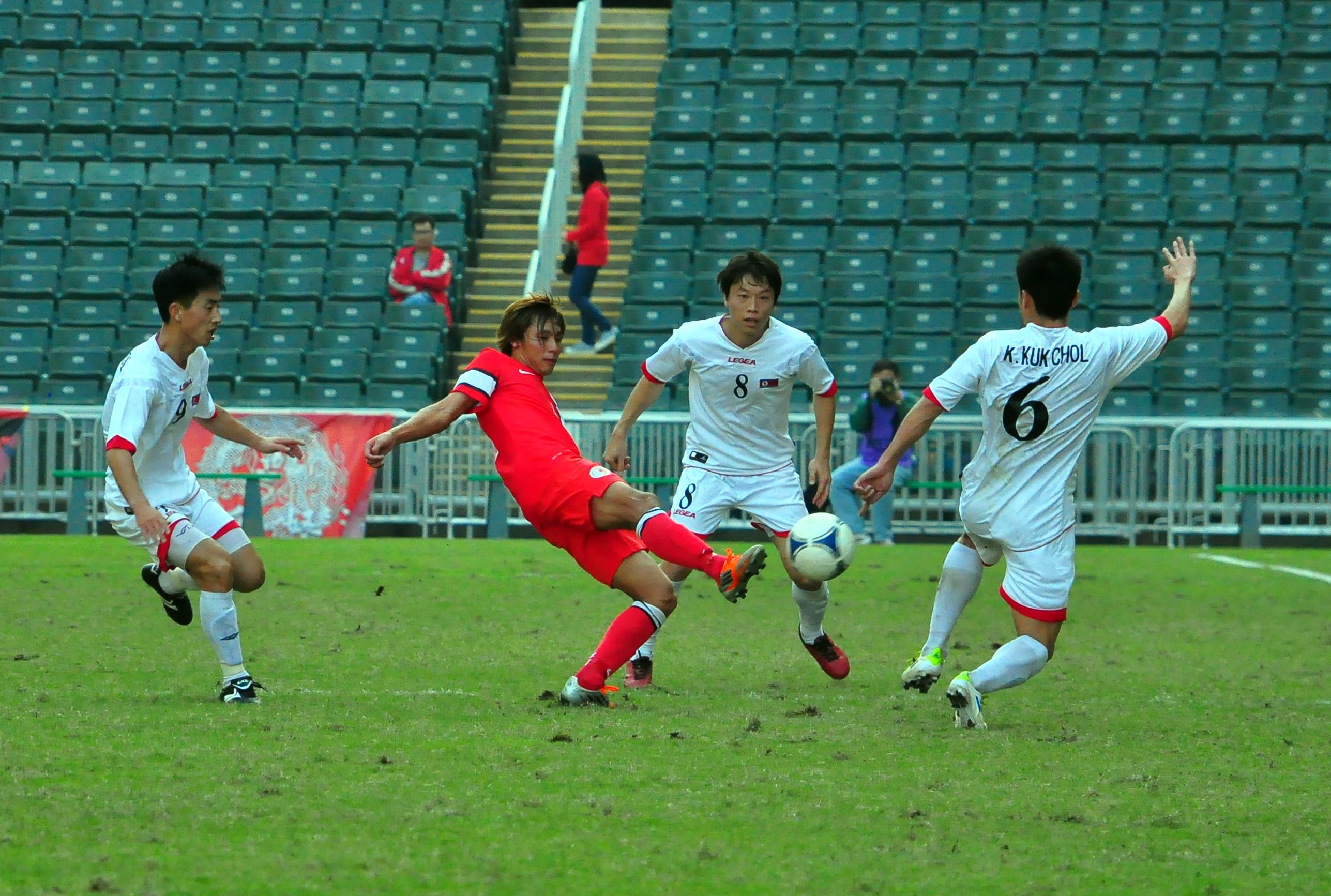 Goal.com 2013年1月亞洲最佳陣容