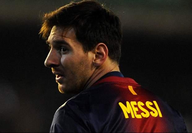 Valladolid-Barcellona 1-3: Blaugrana col minimo sforzo, Messi chiude l'anno con 91 goal
