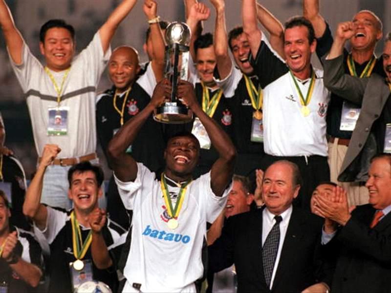Resultado de imagen para corinthians mundial de clubes 2000