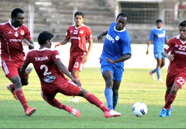 Dempo SC 1-5 Pune FC: Derrick Pereira's side trounce the defending champions to end their unbeaten streak in Goa