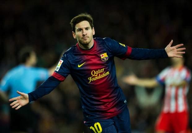Barcellona-Atletico Madrid 4-1: Non basta il solito Falcao ai 'Colchoneros', i 'Marziani' calano il poker e vanno in fuga
