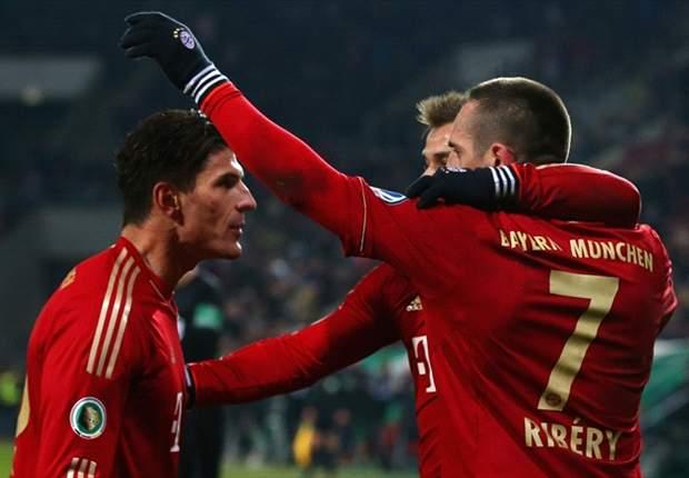 REVIEW DFB-Pokal: Bayern Munich Raih Tiket Delapan Besar