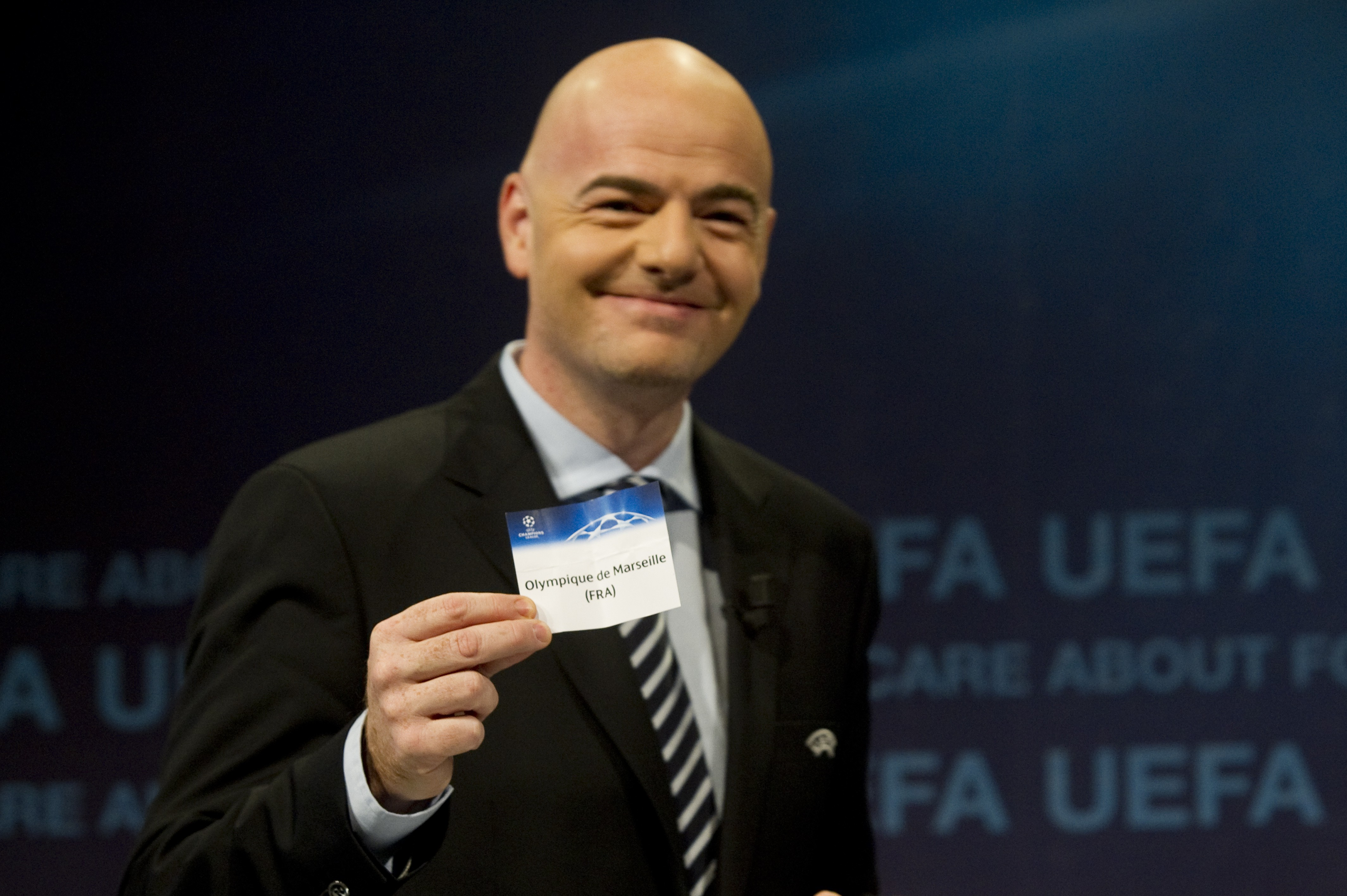 Champions League Loting Picture: LIVE! Loting Champions League