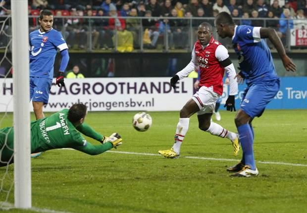 Twente bestraft ineffectief AZ met fraai slot