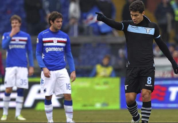 Serie A Round 18 Results: Napoli stop the rot at Siena, Lazio & Fiorentina march on