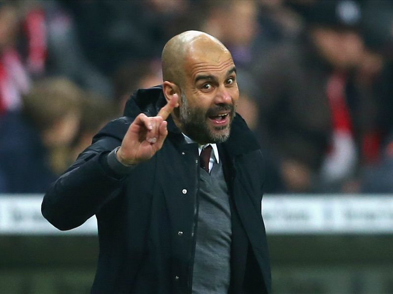 Guardiola WILL quit Bayern: Man City & Man Utd on alert
