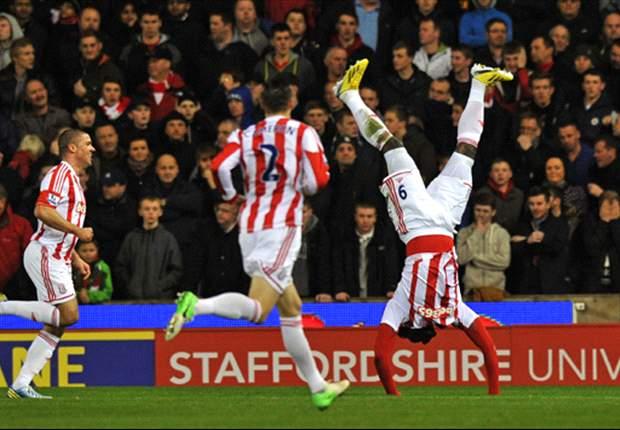 Stoke 3-1 Liverpool: Walters double inspires comeback win