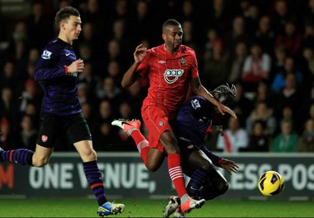 Southampton y Arsenal empatan: Los Gunners se alejan de todo