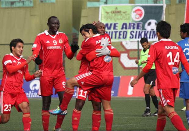 United Sikkim FC 1-2 Pune FC: Moga seals crucial three points for the Red Lizards