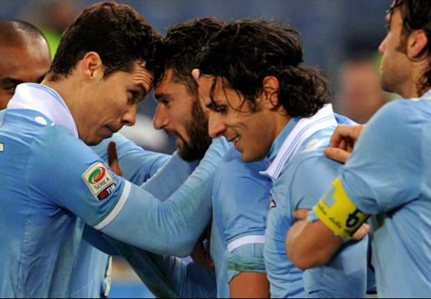 Coppa Italia: Lazio Rom trifft im Viertelfinale auf Catania Calcio