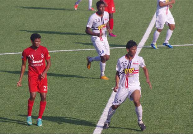 Churchill Brothers SC 3-1 Pailan Arrows: Antchouet scores twice as Churchill establish a three point gap at the top