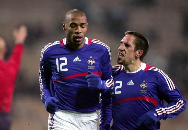 Frankreich torlos gegen Paraguay