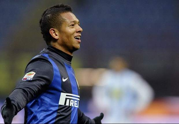 Inter 2-0 Pescara: Palacio and Guarin send Nerazzurri third
