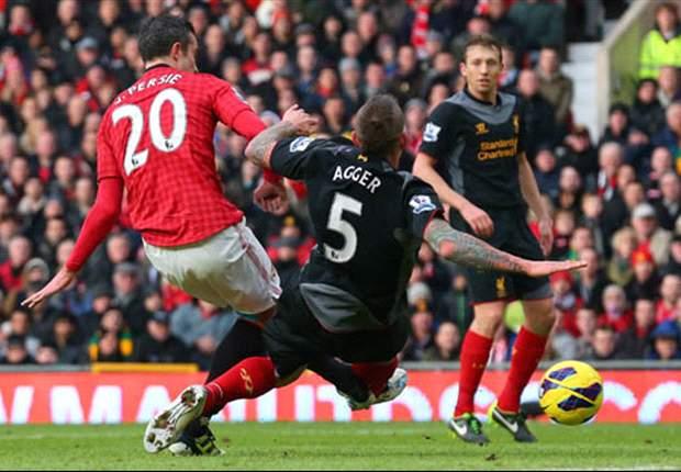 Manchester United schnappt sich drei Punkte gegen Liverpool