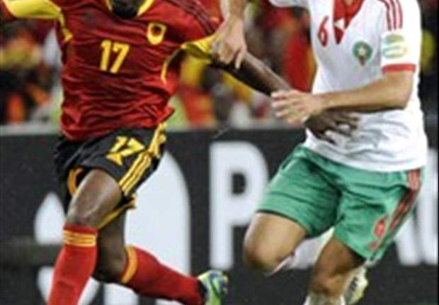 Angola 0-0 Morocco: The Palancas Negras and Lions of Atlas settled for a goalless draw