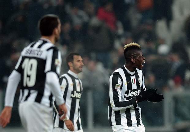 Pogba realza a la Juventus