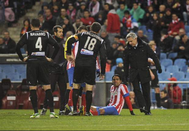 La Liga Round 20 Results: Atletico cut the gap at the top and Malaga miss the chance to go fourth