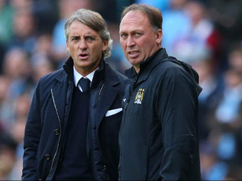 Revealed: Mancini's £7.5m pay-off & Manchester City's 10-man coaching cull