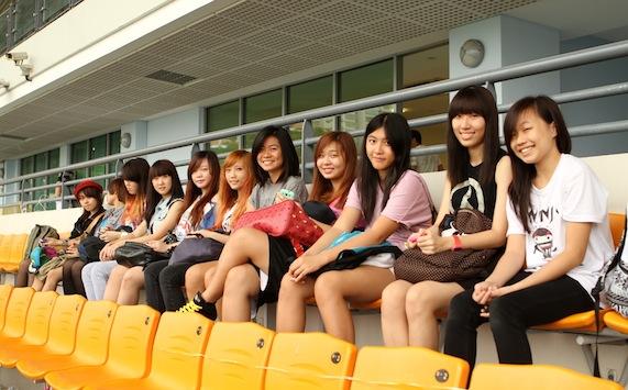 2013 S.League Superbabes auditions
