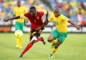 Bafana Bafana are set to lock horns with Angola in the opening match of the four-nation tournament on Wednesday. The clash will be the 10th meeting between the two Southern African nations, with Stuart Baxter's men determined to continue their dominanc...