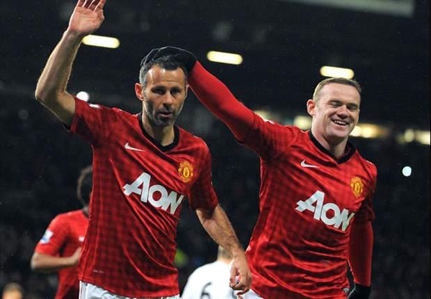 Manchester United überollt Fulham