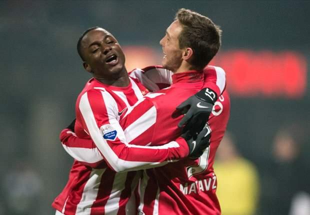 Eredivisie Round 20 Results: Vitesse defeat Ajax and PSV hammer Heracles