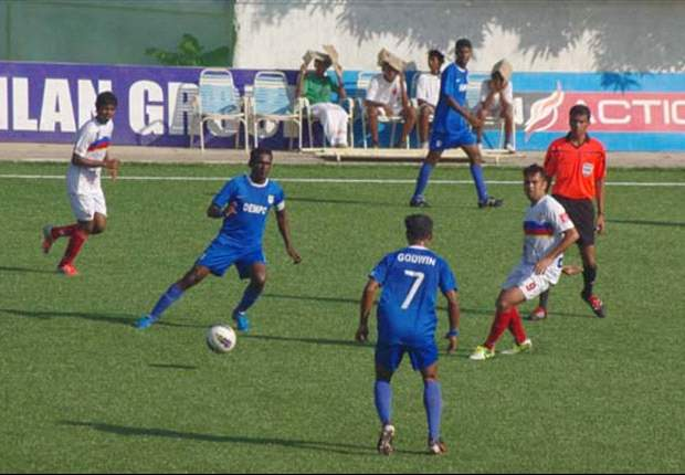 Dempo SC 1-1 ONGC FC: Carvalho strikes late to deny the Oilmen an away win