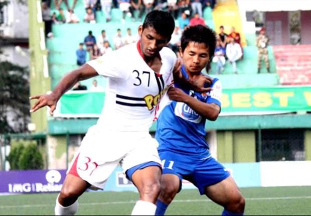 Pailan Arrows 1-1 United Sikkim: Tirthankar Sarkar strikes late on to break Sikkim hearts
