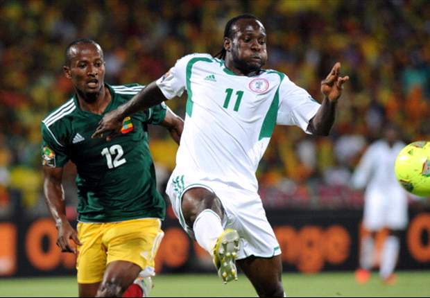 Nigeria 2-0 Ethiopia: Moses is the saviour as Super Eagles book confrontation with Cote d'Ivoire