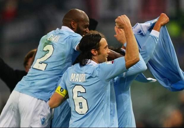 Lazio 2-1 Juventus (Agg 3-2): Floccari nets dramatic injury-time winner to seal final berth
