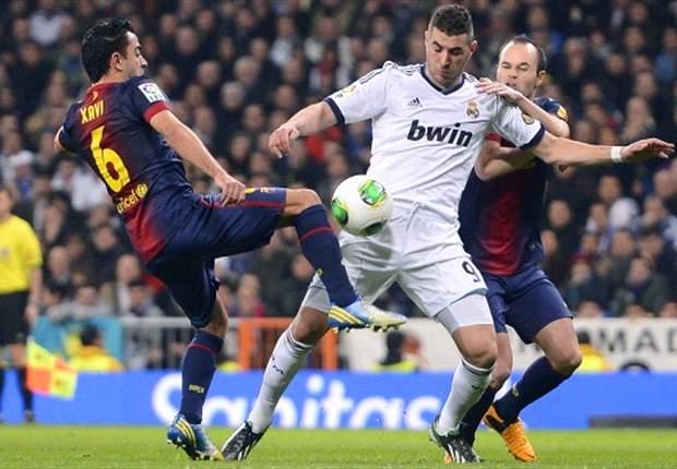Real Madrid-Barcellona 1-1: Varane risponde a Fabregas, termina in parità il primo round