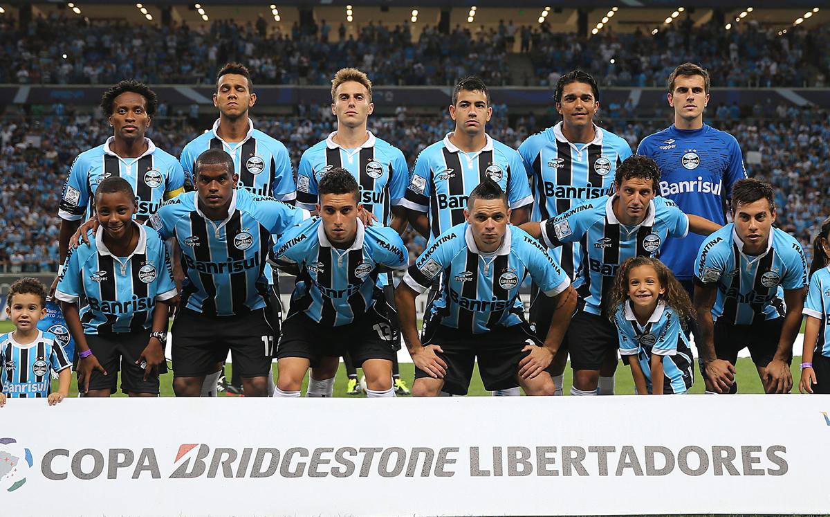O Tricolor Gaúcho volta ao principal torneio da América do Sul de olho no  tricampeonato e1bb862ba0327