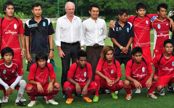 Five outstanding South-east Asian clubs: Yangon United FC